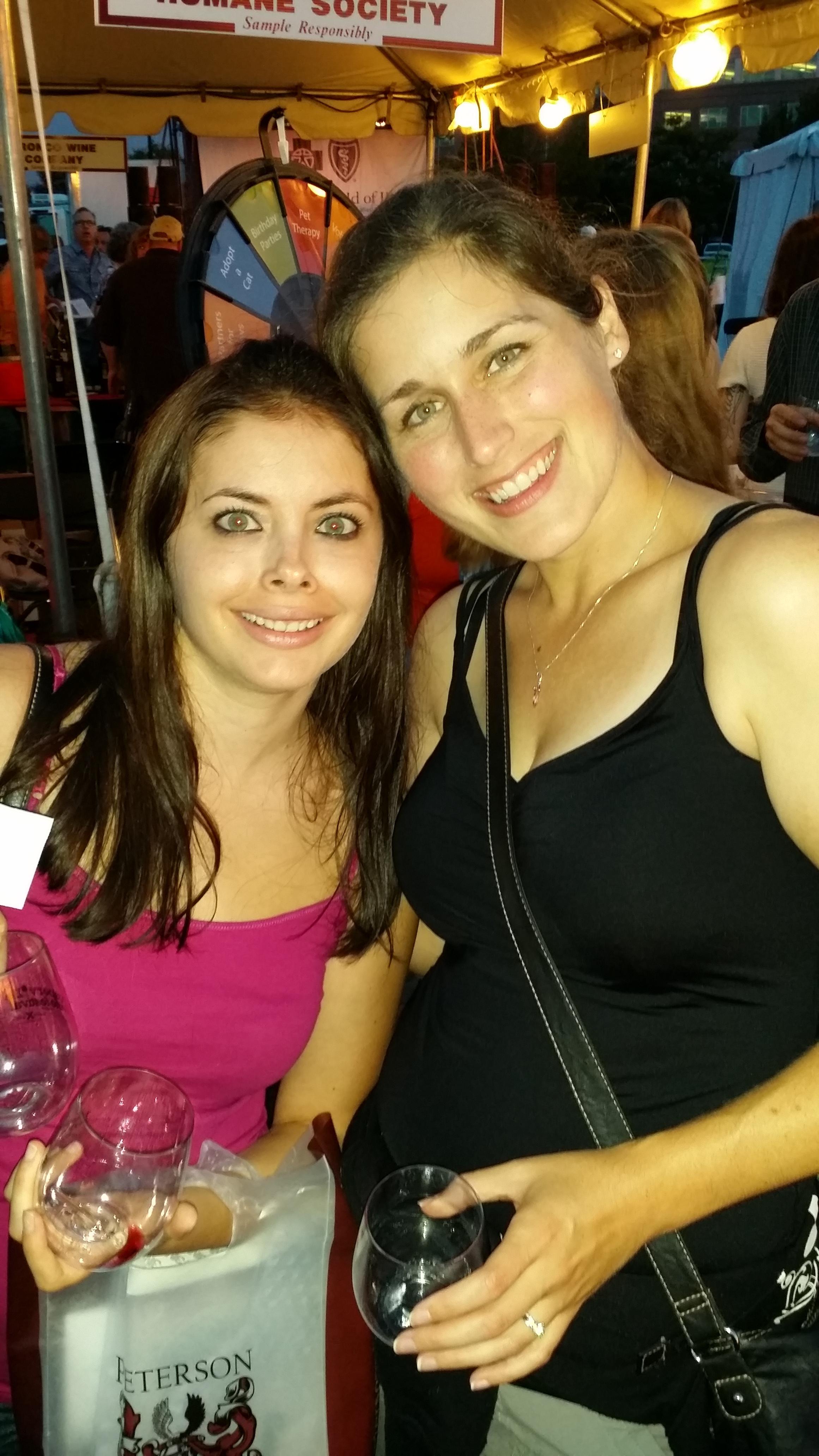Karen's Cousin Amy